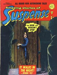 Cover Thumbnail for Amazing Stories of Suspense (Alan Class, 1963 series) #20