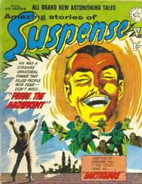 Cover Thumbnail for Amazing Stories of Suspense (Alan Class, 1963 series) #36