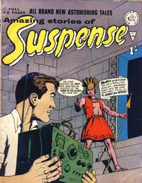Cover Thumbnail for Amazing Stories of Suspense (Alan Class, 1963 series) #44