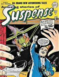 Cover Thumbnail for Amazing Stories of Suspense (Alan Class, 1963 series) #47