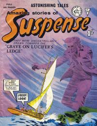 Cover Thumbnail for Amazing Stories of Suspense (Alan Class, 1963 series) #54