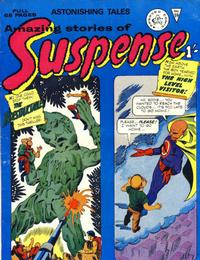Cover Thumbnail for Amazing Stories of Suspense (Alan Class, 1963 series) #59