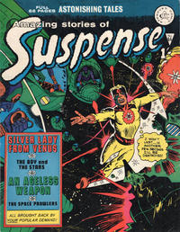Cover Thumbnail for Amazing Stories of Suspense (Alan Class, 1963 series) #64