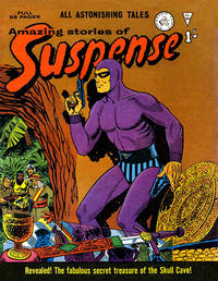 Cover Thumbnail for Amazing Stories of Suspense (Alan Class, 1963 series) #80
