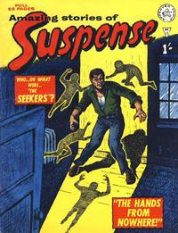 Cover Thumbnail for Amazing Stories of Suspense (Alan Class, 1963 series) #83