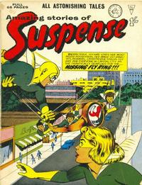 Cover Thumbnail for Amazing Stories of Suspense (Alan Class, 1963 series) #88