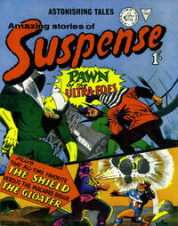 Cover Thumbnail for Amazing Stories of Suspense (Alan Class, 1963 series) #102