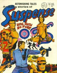 Cover Thumbnail for Amazing Stories of Suspense (Alan Class, 1963 series) #103