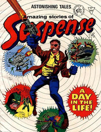 Cover Thumbnail for Amazing Stories of Suspense (Alan Class, 1963 series) #104