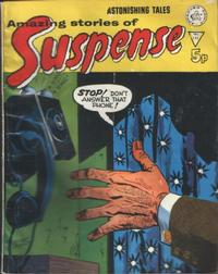 Cover Thumbnail for Amazing Stories of Suspense (Alan Class, 1963 series) #111
