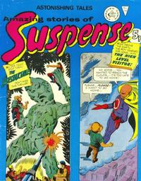 Cover Thumbnail for Amazing Stories of Suspense (Alan Class, 1963 series) #118