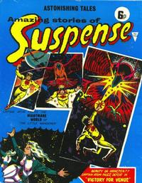 Cover Thumbnail for Amazing Stories of Suspense (Alan Class, 1963 series) #119