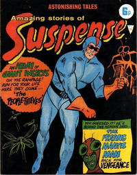 Cover Thumbnail for Amazing Stories of Suspense (Alan Class, 1963 series) #120