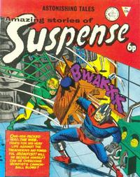 Cover Thumbnail for Amazing Stories of Suspense (Alan Class, 1963 series) #126