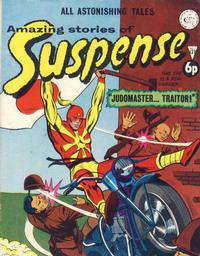 Cover Thumbnail for Amazing Stories of Suspense (Alan Class, 1963 series) #127