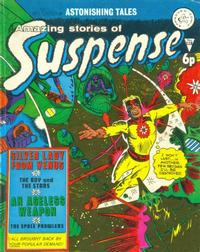 Cover Thumbnail for Amazing Stories of Suspense (Alan Class, 1963 series) #128