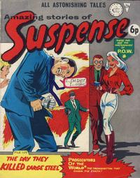 Cover Thumbnail for Amazing Stories of Suspense (Alan Class, 1963 series) #129