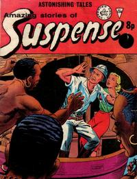 Cover Thumbnail for Amazing Stories of Suspense (Alan Class, 1963 series) #130