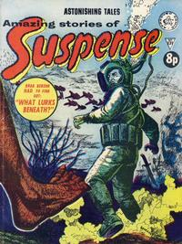 Cover Thumbnail for Amazing Stories of Suspense (Alan Class, 1963 series) #131