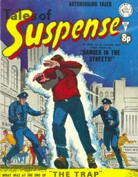 Cover Thumbnail for Amazing Stories of Suspense (Alan Class, 1963 series) #133