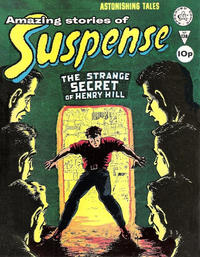 Cover Thumbnail for Amazing Stories of Suspense (Alan Class, 1963 series) #138