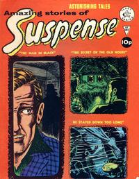 Cover Thumbnail for Amazing Stories of Suspense (Alan Class, 1963 series) #141