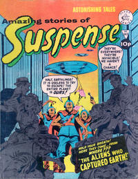 Cover Thumbnail for Amazing Stories of Suspense (Alan Class, 1963 series) #142