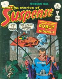Cover Thumbnail for Amazing Stories of Suspense (Alan Class, 1963 series) #143