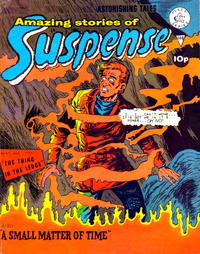Cover Thumbnail for Amazing Stories of Suspense (Alan Class, 1963 series) #148