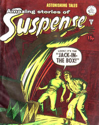 Cover Thumbnail for Amazing Stories of Suspense (Alan Class, 1963 series) #151