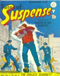 Cover Thumbnail for Amazing Stories of Suspense (Alan Class, 1963 series) #161
