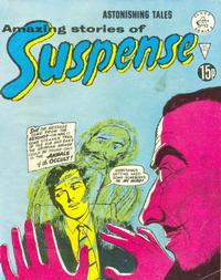 Cover Thumbnail for Amazing Stories of Suspense (Alan Class, 1963 series) #162