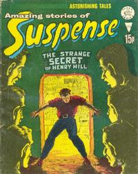 Cover Thumbnail for Amazing Stories of Suspense (Alan Class, 1963 series) #174