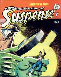 Cover Thumbnail for Amazing Stories of Suspense (Alan Class, 1963 series) #178