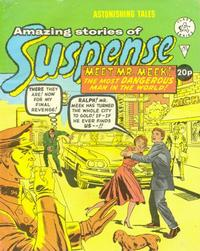 Cover Thumbnail for Amazing Stories of Suspense (Alan Class, 1963 series) #179