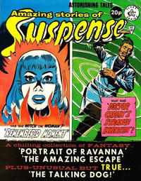 Cover Thumbnail for Amazing Stories of Suspense (Alan Class, 1963 series) #181