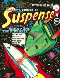 Cover Thumbnail for Amazing Stories of Suspense (Alan Class, 1963 series) #186