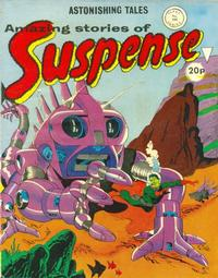 Cover Thumbnail for Amazing Stories of Suspense (Alan Class, 1963 series) #188