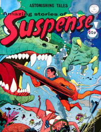 Cover Thumbnail for Amazing Stories of Suspense (Alan Class, 1963 series) #190