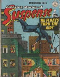 Cover Thumbnail for Amazing Stories of Suspense (Alan Class, 1963 series) #192