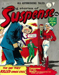 Cover Thumbnail for Amazing Stories of Suspense (Alan Class, 1963 series) #196