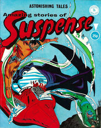 Cover Thumbnail for Amazing Stories of Suspense (Alan Class, 1963 series) #204