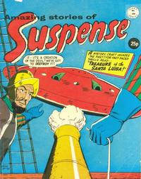 Cover Thumbnail for Amazing Stories of Suspense (Alan Class, 1963 series) #208