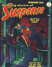 Cover Thumbnail for Amazing Stories of Suspense (Alan Class, 1963 series) #210