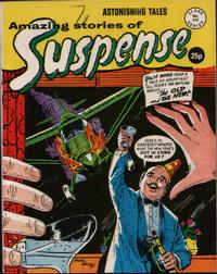 Cover Thumbnail for Amazing Stories of Suspense (Alan Class, 1963 series) #212