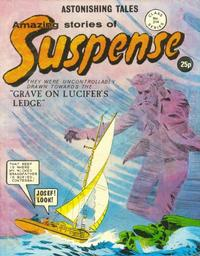 Cover Thumbnail for Amazing Stories of Suspense (Alan Class, 1963 series) #214