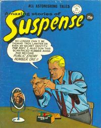 Cover Thumbnail for Amazing Stories of Suspense (Alan Class, 1963 series) #217