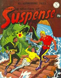 Cover Thumbnail for Amazing Stories of Suspense (Alan Class, 1963 series) #221