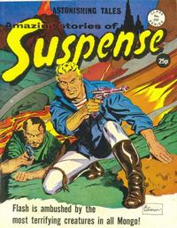 Cover Thumbnail for Amazing Stories of Suspense (Alan Class, 1963 series) #222