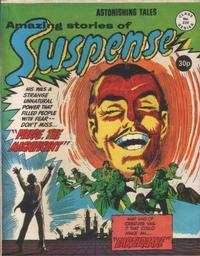 Cover Thumbnail for Amazing Stories of Suspense (Alan Class, 1963 series) #229
